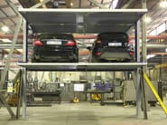 Automatic parking systems DOUBLE SPACER 25 - O.ME.R.