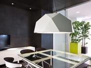 Fluorescent pendant lamp CRIO - Fabbian