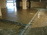 Flooring joint IDEAL JOINT SYSTEM® - IDEAL WORK