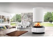 Faïence Fireplace Mantel OSLO - Piazzetta