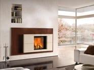 Stone Fireplace Mantel MALIBU - Piazzetta