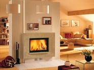 Marble Fireplace Mantel OLIVETO - Piazzetta