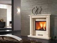 Stone Fireplace Mantel ISTRIA - Piazzetta