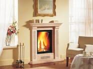 Marble Fireplace Mantel MERANO - Piazzetta