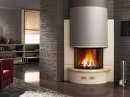 Marble Fireplace Mantel RIMINI - Piazzetta