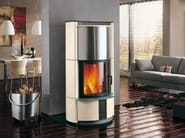 Wood-burning Central stove C DUE - Piazzetta