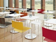 Stackable chair SIT | Chair - Andreu World