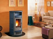 Pellet stove for air heating P961 | Stove for air heating - Piazzetta