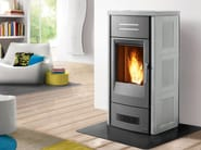 Pellet stove for air heating P963 | Pellet stove - Piazzetta