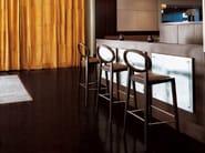 Upholstered counter stool ZARINA   Counter stool - Andreu World