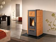 Pellet Heating stove P965 THERMO | Heating stove - Piazzetta