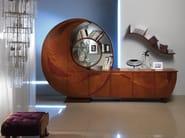 Cherry wood bookcase / storage unit CHIOCCIOLA - Carpanelli Classic