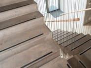 Anti-slip self-adhesive safety strip in rolls WALKTEC SWH - PROFILITEC