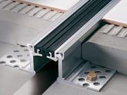 Aluminium Flooring joint JOINTEC GR-GRL - PROFILITEC