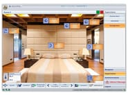 Building automation system for hotel WELL-CONTACT PLUS - VIMAR