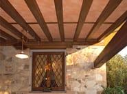 Clay plank and hollow clay plank Tavella Sottotetto Faccia a Vista - SOLAVA