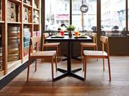 Wooden chair SMART - Andreu World