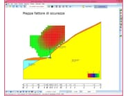 Slope stability test STAP ROCCE - Aztec Informatica