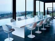 Rectangular living room table LUNGOMETRAGGIO - Zanotta