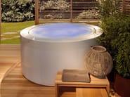 Overflow round hot tub MINIPOOL | Round hot tub - Kos by Zucchetti