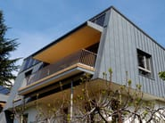 Prepainted aluminum and facades PREFALZ - PREFA ITALIA