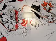 Handmade wall light AIR A - LZF