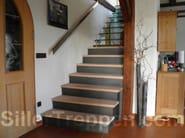 Open staircase FALTWERK - Siller Treppen