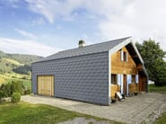 Aluminium Metal shingle for roof Aluminium roof shingle - PREFA ITALIA