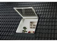 Top-hung Manually operated roof window VELUX Linea vita GTL/GTU - VELUX