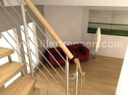 Open staircase SEVILLA LIGHT - Siller Treppen