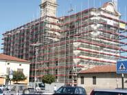 Tubular structure and scaffolding Aluminium Scaffolding - Faresin Building