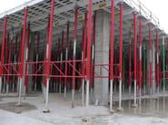 Cofragem e sistema de cimbre para betão ALUFORT - Faresin Building