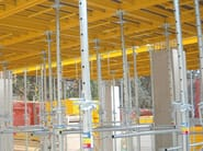 Formwork and formwork system for concrete ALUTECK - Faresin Building
