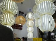Handmade pendant lamp TOTEM S - LZF