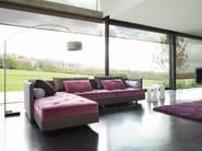 Sectional sofa NOMADE - ROSET ITALIA