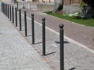 Steel bollard post ECO HISTORY - A.U.ESSE