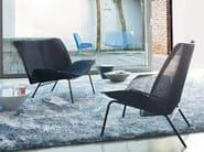Metal armchair GRILLAGE - ROSET ITALIA