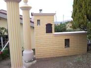 Matrix for fair faced concrete wall Molds for surfaces - DIDOR ITALIA