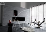 Slate wall tiles MURALES | Natural stone wall tiles - ARTESIA® / International Slate Company