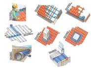 Bituminous and butyl seal Perm A Barrier® Aluminium Flashing - Grace Construction Products - W.R. Grace Italiana