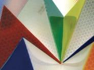 Road signage Adhesive film retroreflective - Lazzari