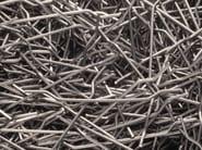 Steel reinforcing fibres LA GRAMIGNA   Steel reinforcing fibres - LA MATASSINA