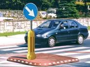 Traffic divider barrier, speed hump Isola spatitraffico - Lazzari