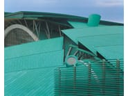 Metal sheet and panel for roof / Metal sheet and panel for facade TECU® Patina - KME Architectural Solutions