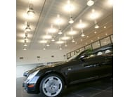 Steel ceiling tiles METAL MODULAR - ATENA