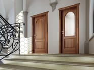 Hinged wooden door MAGISTRA - Ghizzi & Benatti