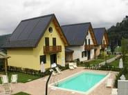 Photovoltaic roof tile TEGOSOLAR - TEGOLA CANADESE