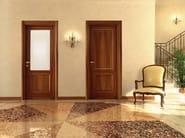 Hinged wooden door CLASSIC - Ghizzi & Benatti