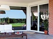 PVC patio door Parallel tilt-and-slide door - Diquigiovanni