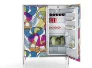 Fridge-freezer housing unit LIBERI IN CUCINA | Fridge - ALPES-INOX
